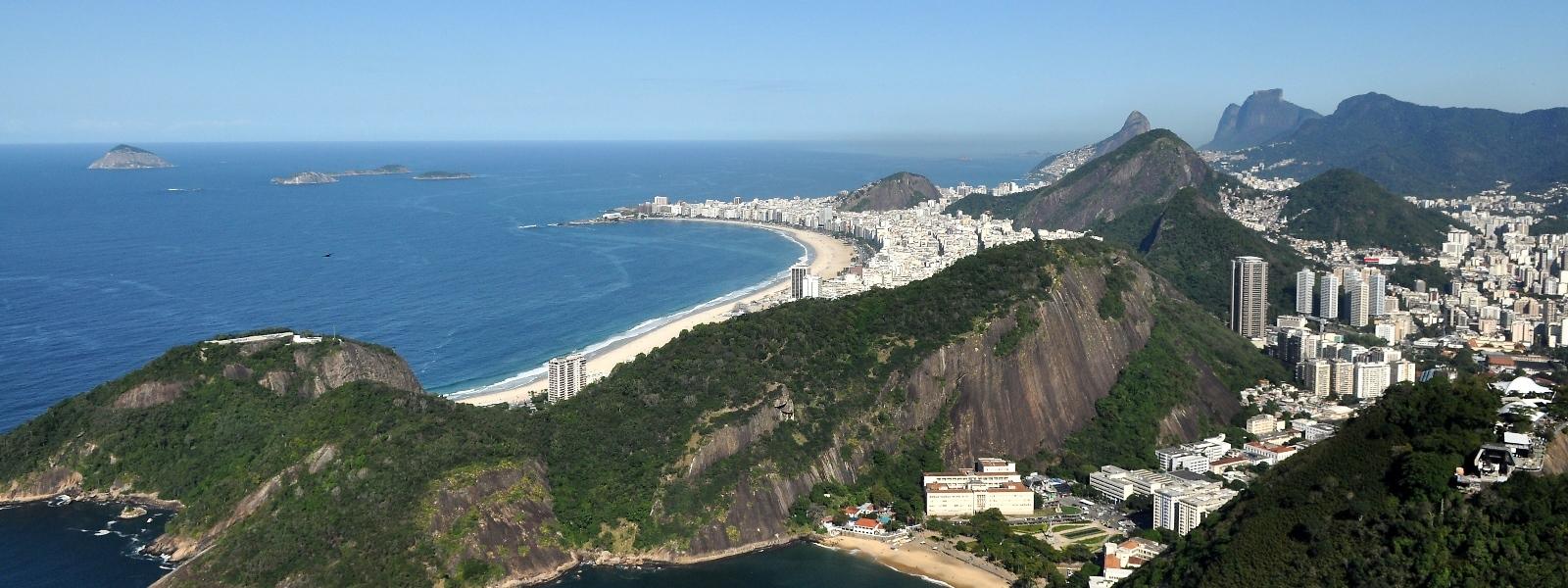 Vista Copacabana