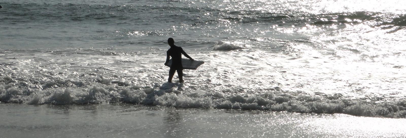 Surf em Copacabana