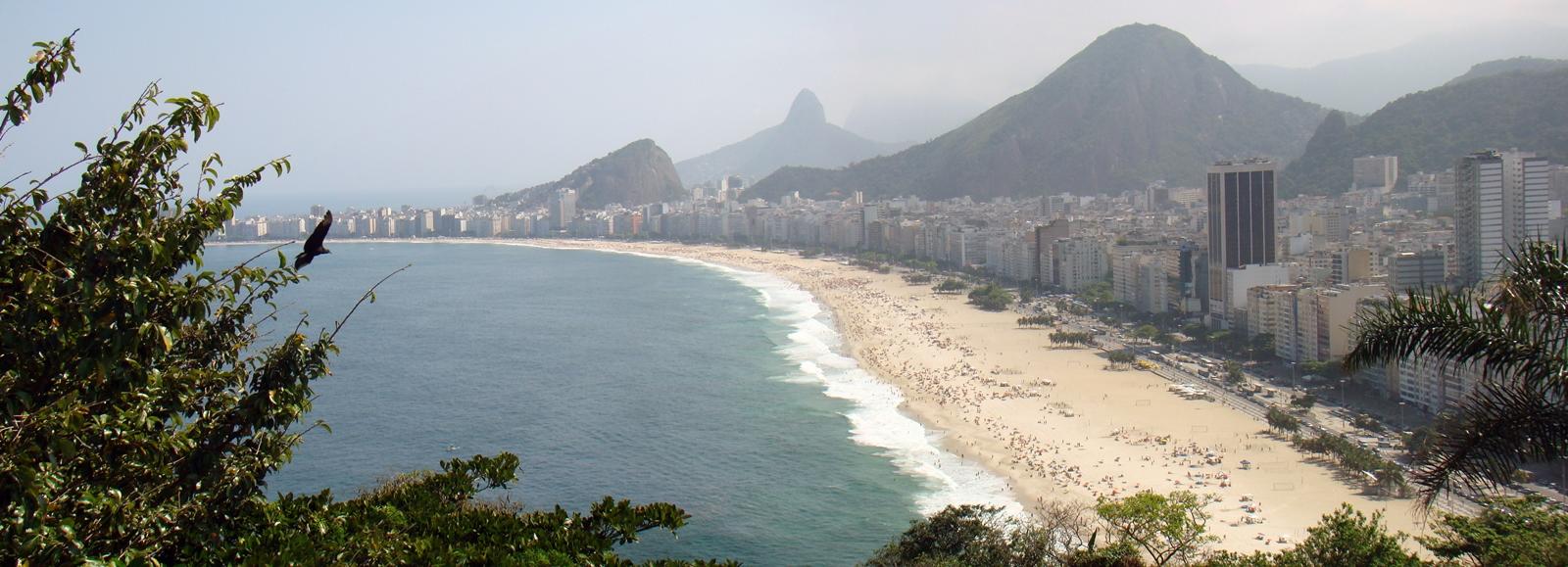 Panoramica Copacabana